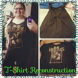 T-Shirt Reconstruction 4