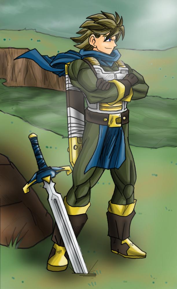 My Charrie: Raiden Character_of_Sword_by_dskemmanuel