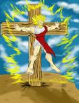 SSJ Jesus