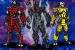 MK Cyborg Ninjas