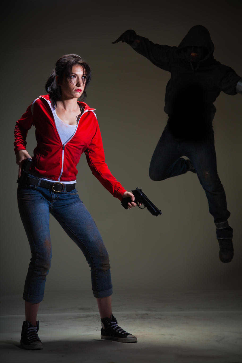 Zoey from Left 4 Dead #Left4Dead #Cosplay