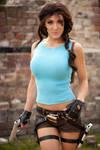 Lara Croft Cosplay   Kristen Hughey