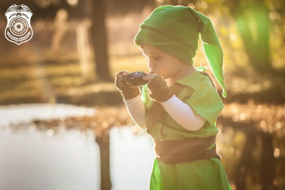 Ocarina   Link Cosplay by jmnettlesjr
