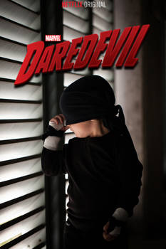 Daredevil cosplay (Netflix series)