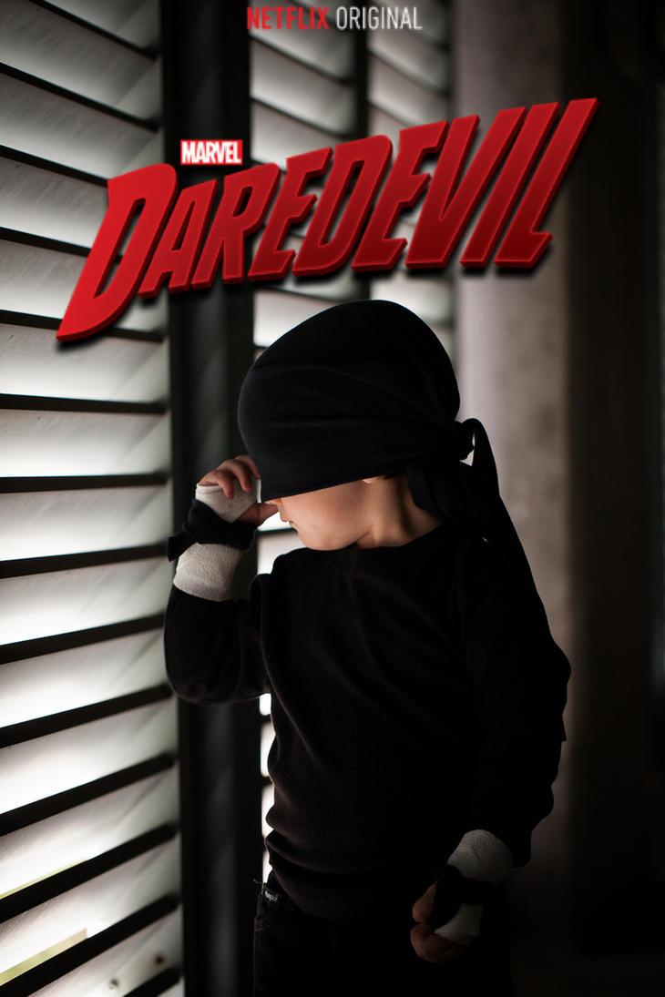 Daredevil cosplay (Netflix series) by jmnettlesjr