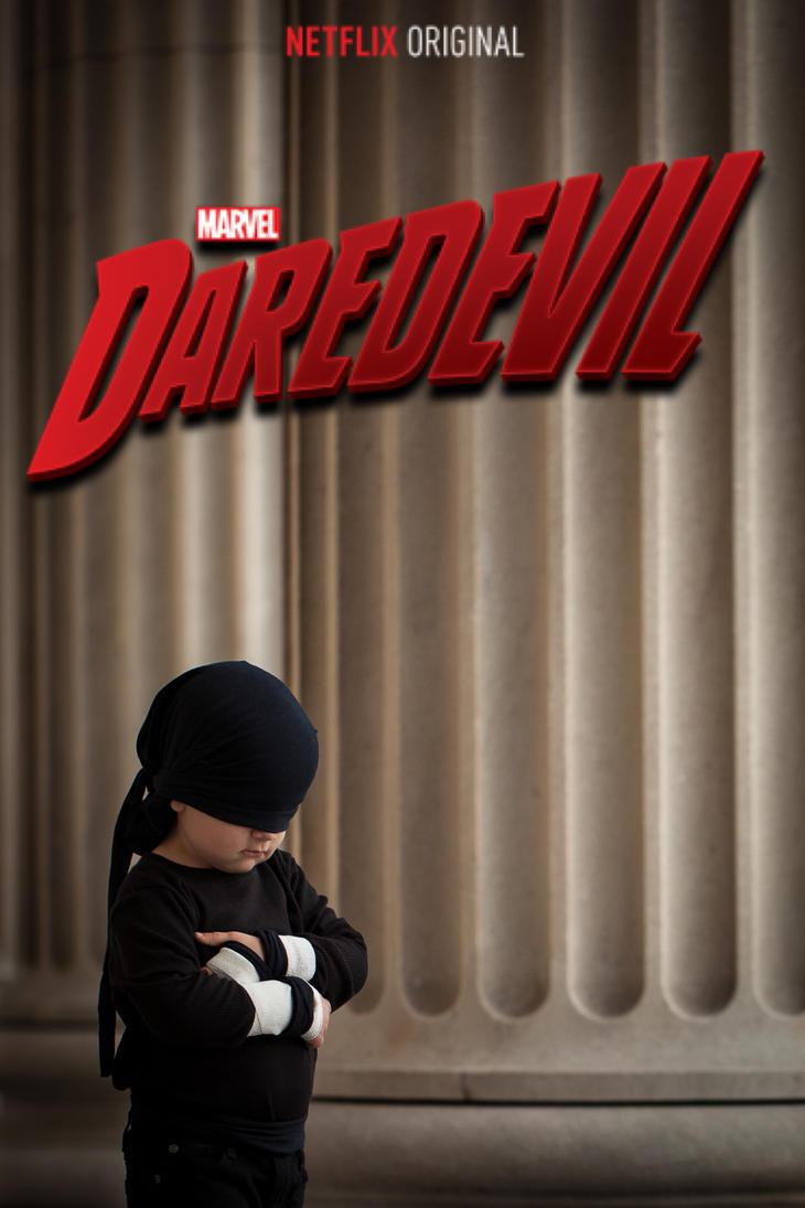 Daredevil cosplay (Netflix series) II by jmnettlesjr
