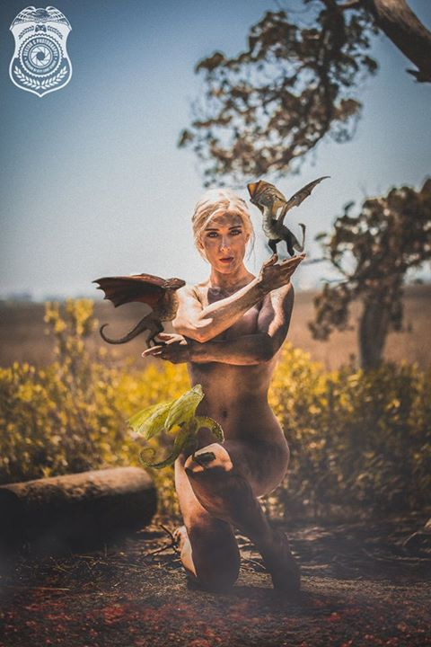 Mother of Dragons | Kristen Hughey cosplay by jmnettlesjr