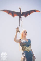 Dracarys | Kristen Hughey cosplay