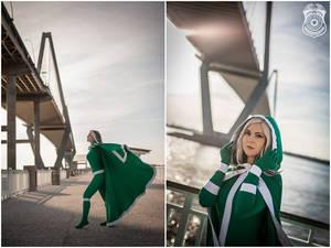 Rogue at the Ravenel Bridge | Amanda Finley