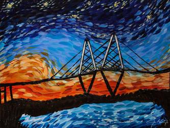 Charleston | Starry Night