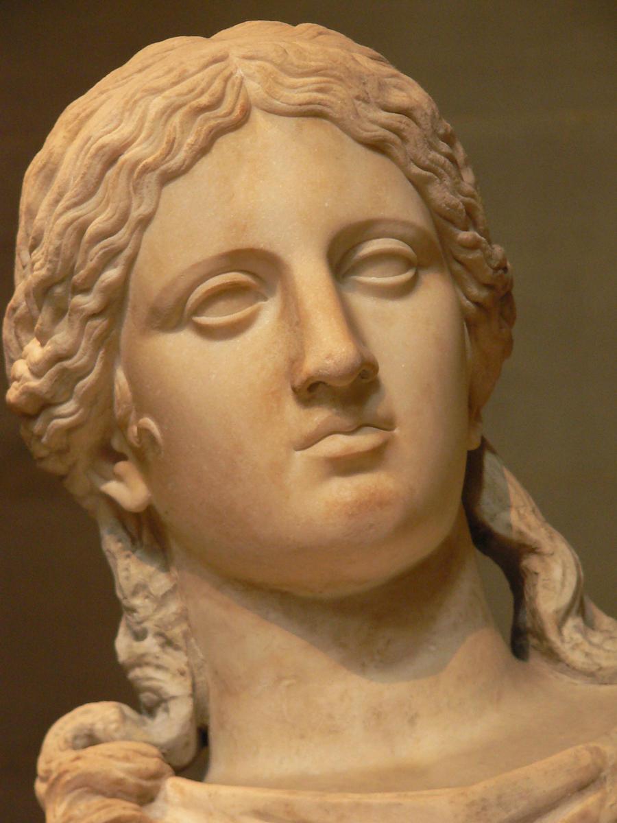 Artemis Statue Head Artemis Statue by Sarkule