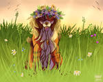 Midsummer by TheCaptainCrossy