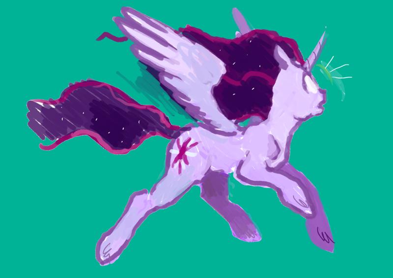 Godtier by spectralunicorn