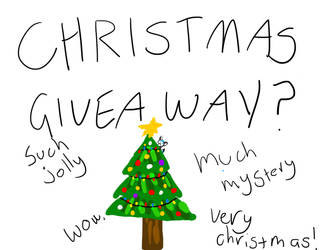 Christmas giveaway by SkyeHighSuits