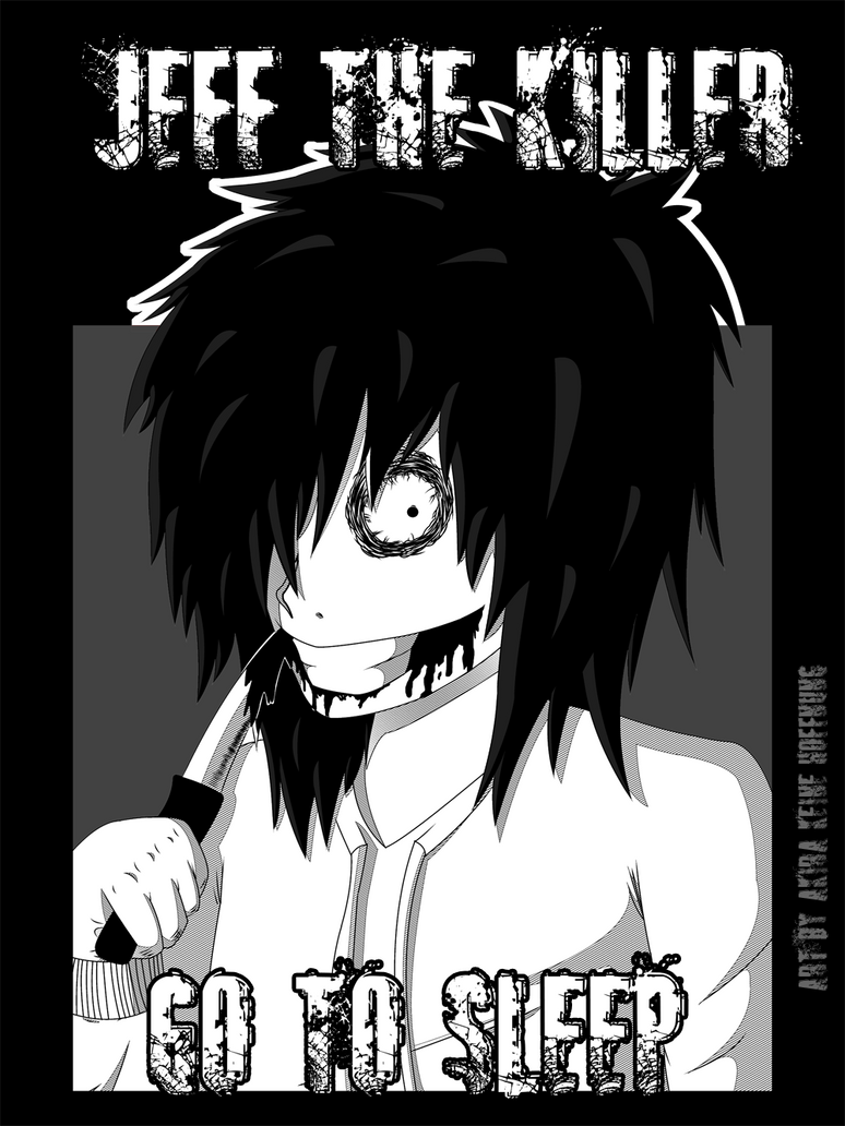 Jeff The Killer by Dye-Macabre