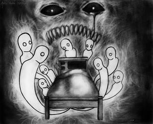 Sleep Paralysis by Akira-keineHoffnung