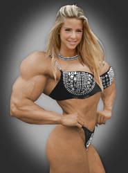 Muscle-bound Beauty by Morphdogen