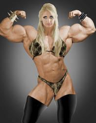 Newer Muscle Buffy by Morphdogen