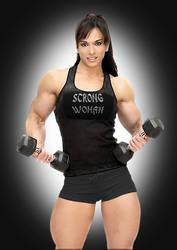 Strong Woman by Morphdogen