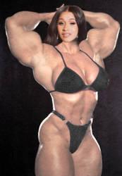 Bodak Muscle by Morphdogen