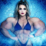 Ice Queen of Muscle by Morphdogen