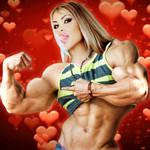 I Heart Big Biceps by Morphdogen