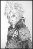 Cloud Strife by arwenpotter
