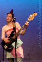 GSD .:On Stage:. Gina by arwenpotter