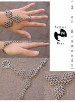 Three of Diamonds by arwenpotter