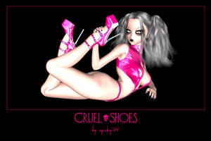 Cruel Shoes by Spookeriffic