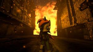 [SFM] I don't want to set the world on fire by BookerDawatt