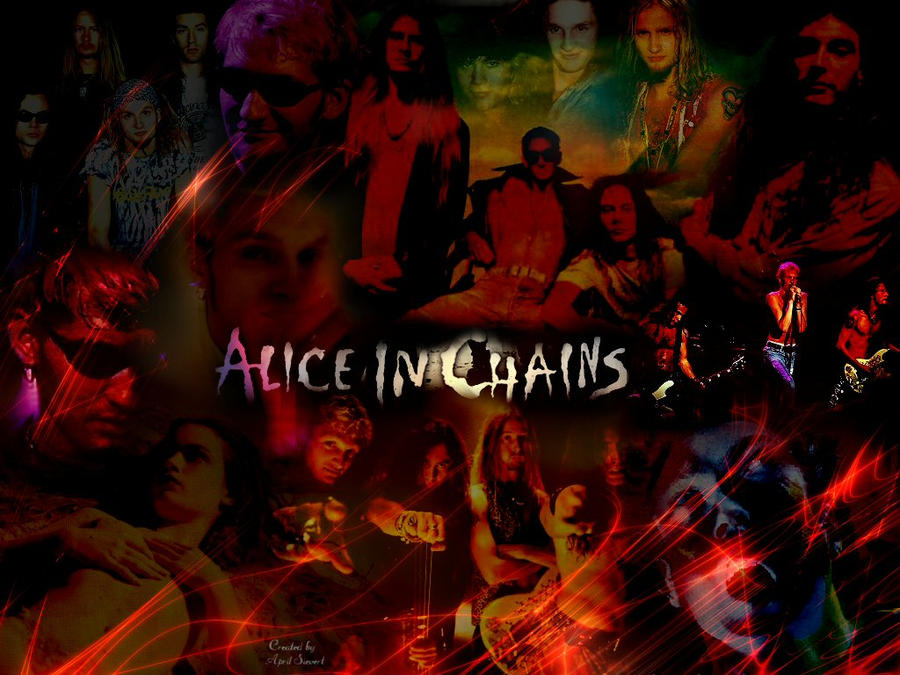 Alice In Chains By Laynesgirl On DeviantArt