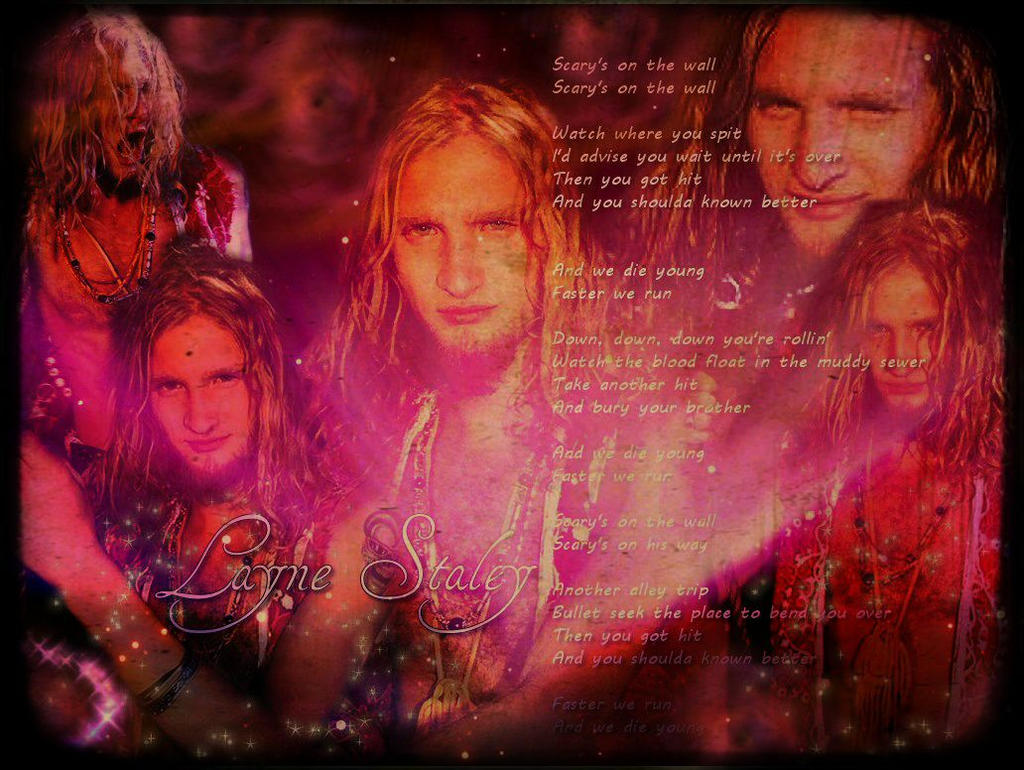 layne staley speech outline dan murphy oral communication informative speech outline april 15, 2014 specific goal: i'm going to inform the audience about alice in chain's lead singer, layne thomas staley and his horrible, yet wonderful live.