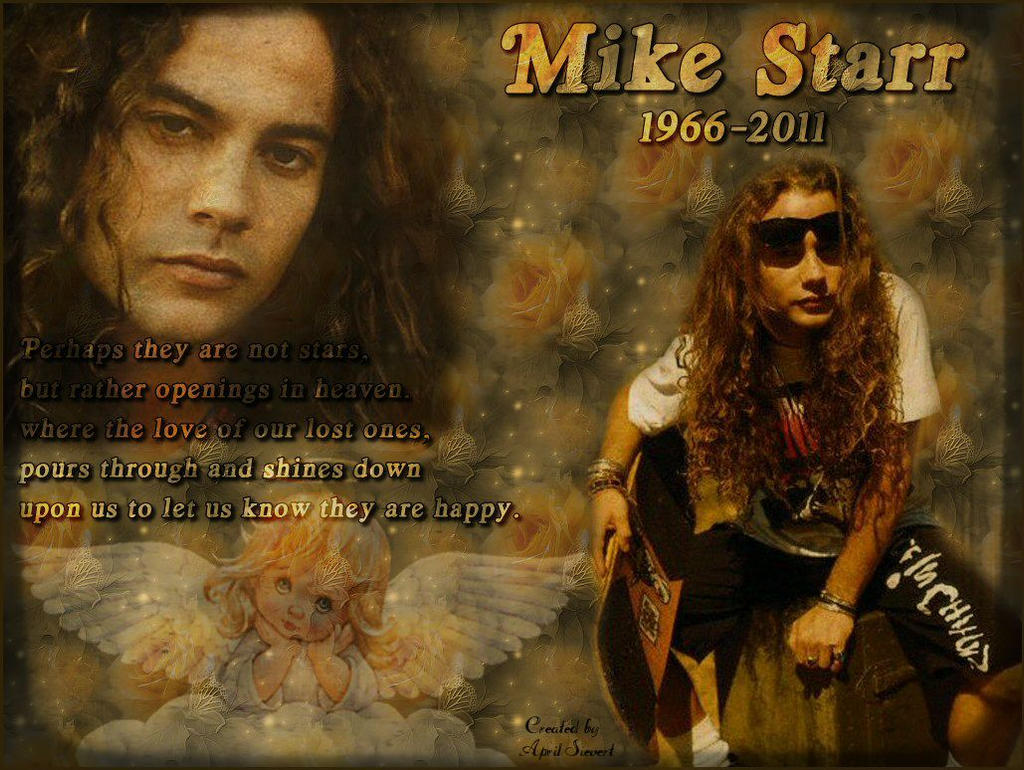 Mike starr drug overdose mike starr cause of death