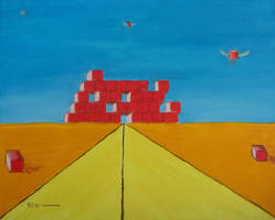Cubism by Rodzart2