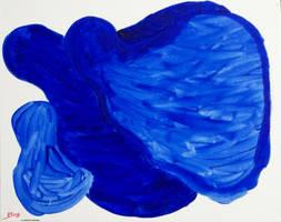 La famille bleue by Rodzart2