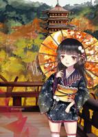 Autumn by taekuyaki
