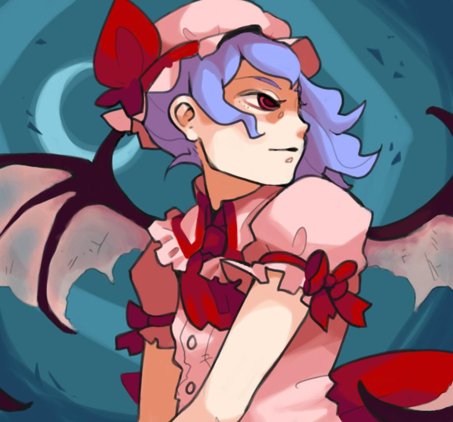 Remilia Scarlet by Essu