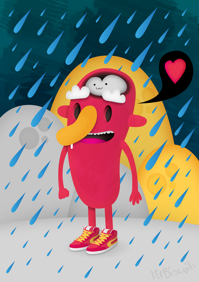 Rain Man by lightboxmagic