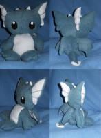 Dragon plush anyone? by PlushPrincess