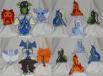 Elemental Dragons For Sale
