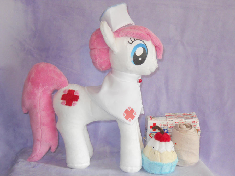 Helloooo nurse! by PlushPrincess