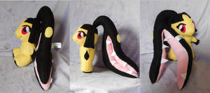 Mischievous Mawile*~ by PlushPrincess