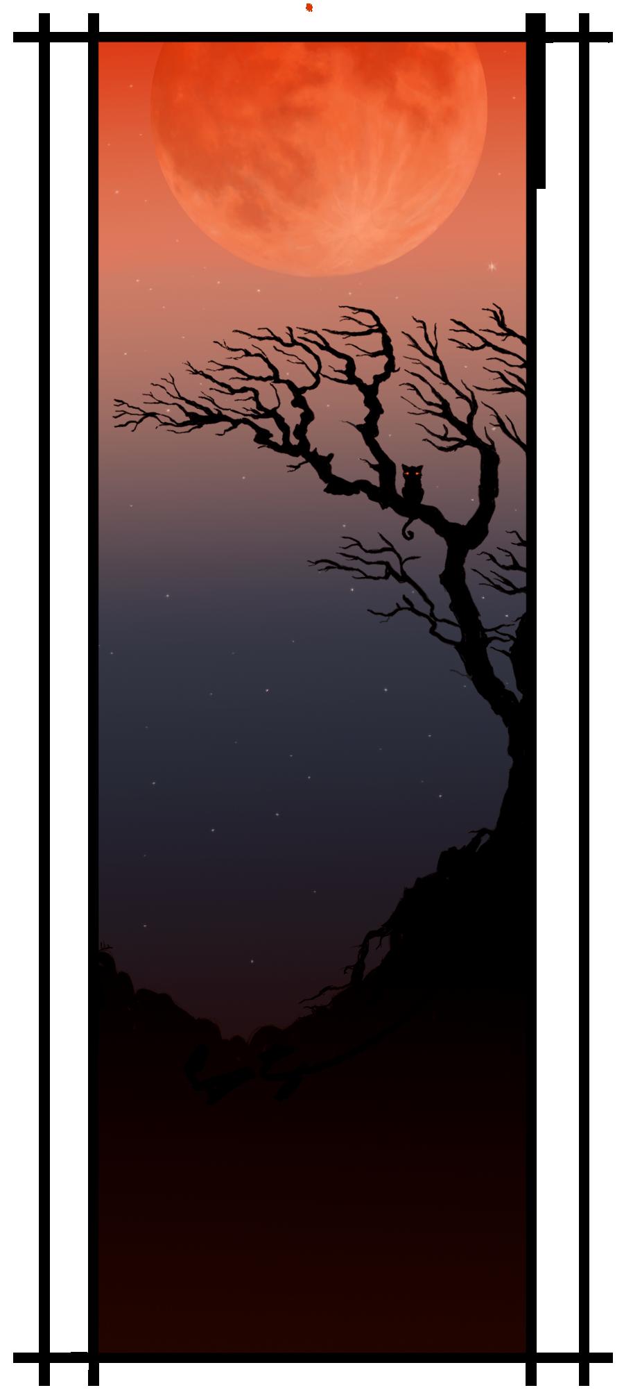 A Glowing Night by Cerasyl