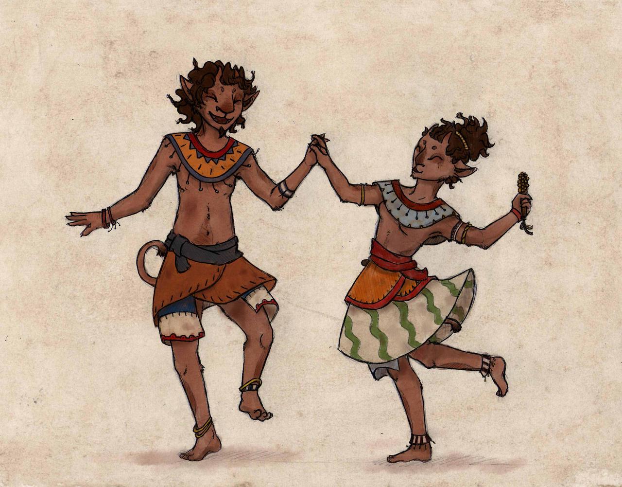 Rambling Twins by Cerasyl