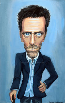 House Caricature!