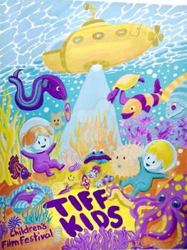 Tiff kids poster assingment
