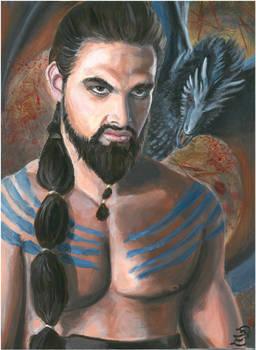 khal Drogo fanart