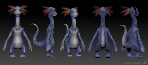 Axolsaur