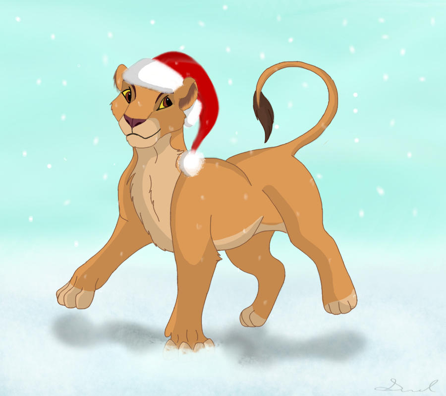 Merry Christmas by xx5arahxx